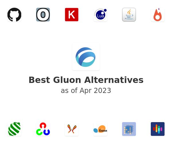 Best Gluon Alternatives