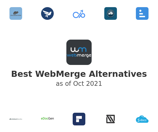 Best WebMerge Alternatives