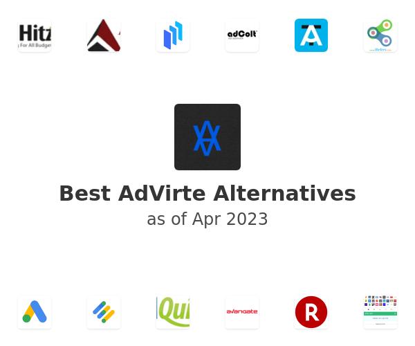 Best AdVirte Alternatives
