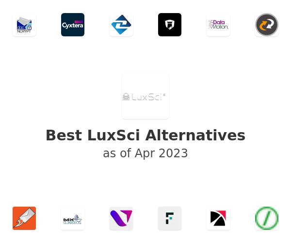 Best LuxSci Alternatives
