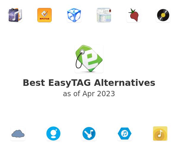 Best EasyTAG Alternatives