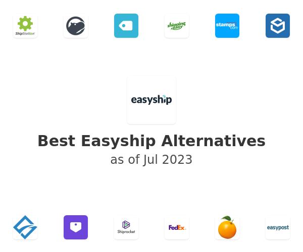 Best Easyship Alternatives