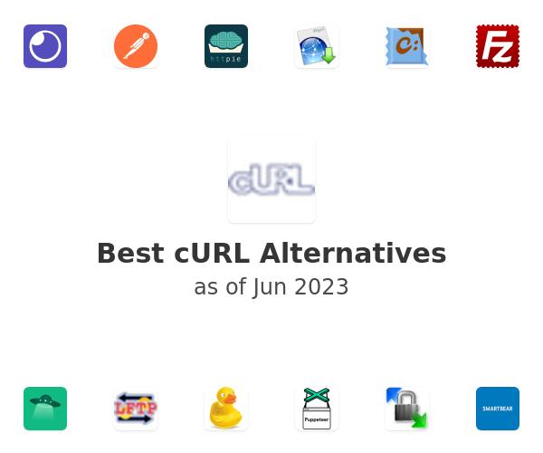 Best cURL Alternatives