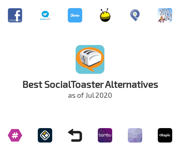 Best SocialToaster Alternatives