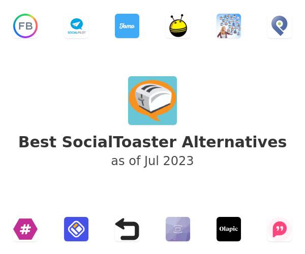 Best SocialToaster Alternatives