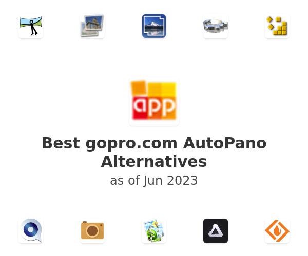 Best AutoPano Alternatives