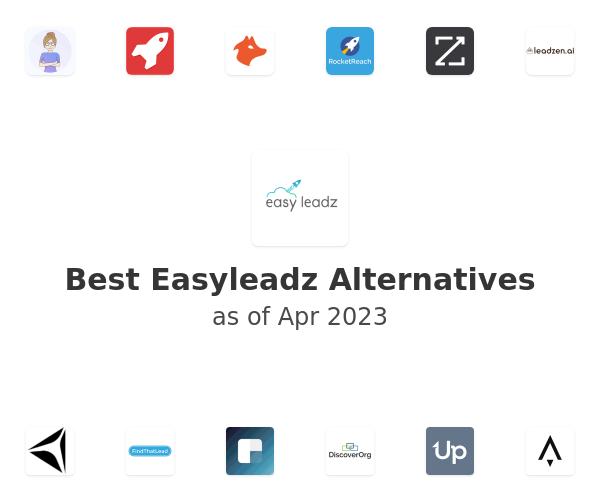 Best Easyleadz Alternatives