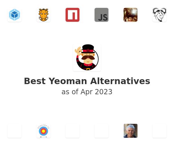 Best Yeoman Alternatives