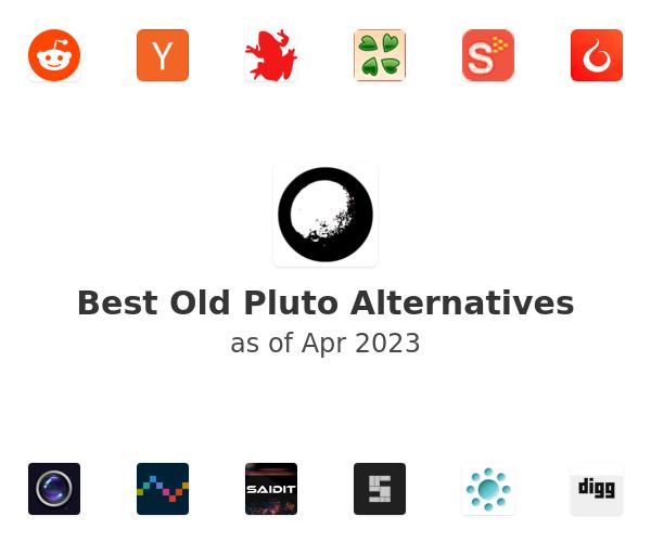 Best Old Pluto Alternatives