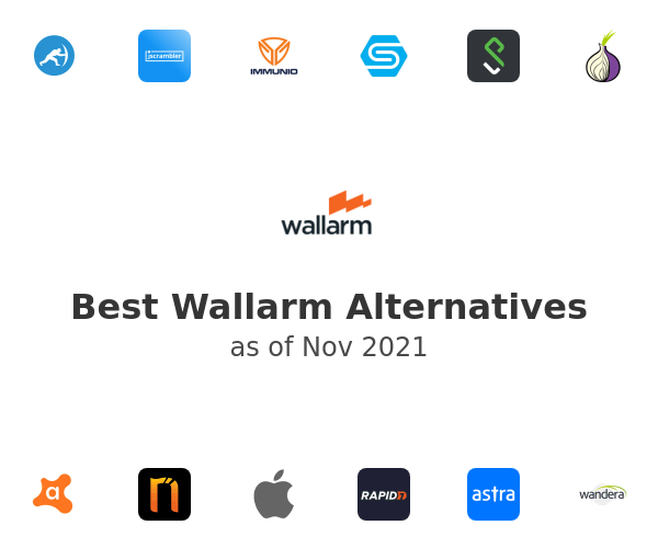 Best Wallarm Alternatives