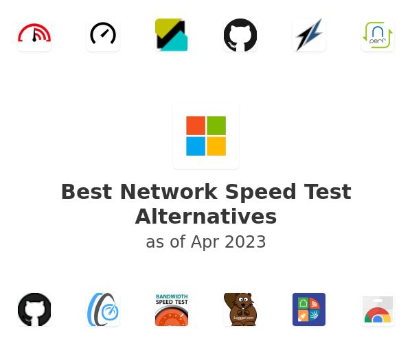 Best Network Speed Test Alternatives