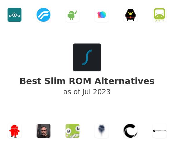 Best Slim ROM Alternatives