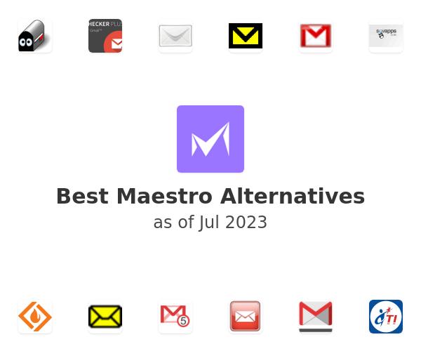 Best Maestro Alternatives