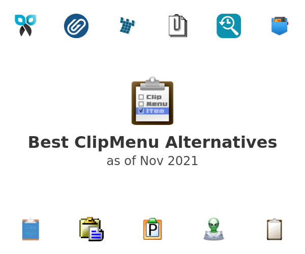 Best ClipMenu Alternatives