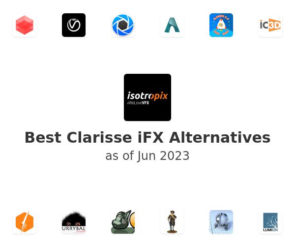 Best Clarisse iFX Alternatives