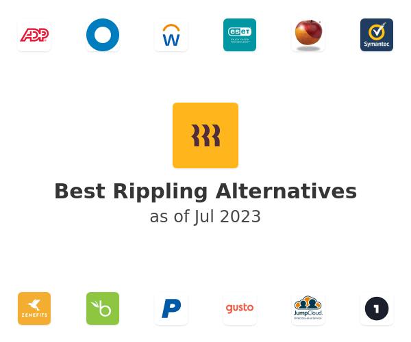 Best Rippling Alternatives