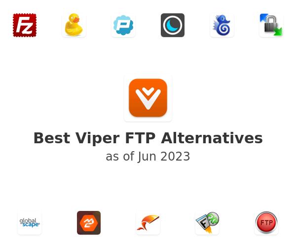 Best Viper FTP Alternatives