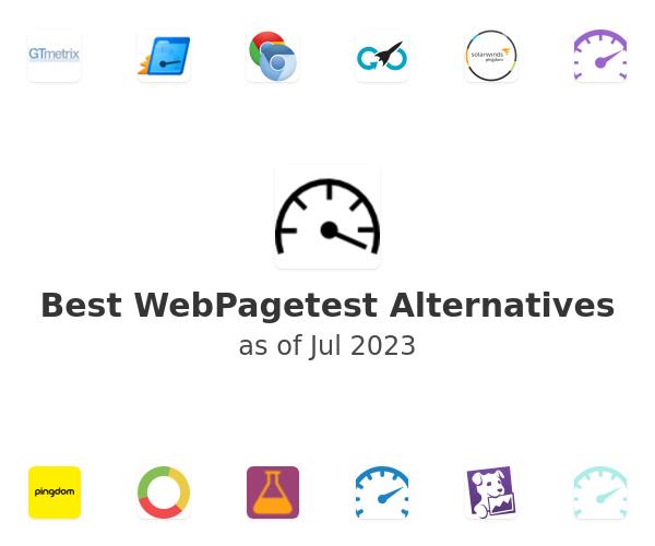 Best WebPagetest Alternatives