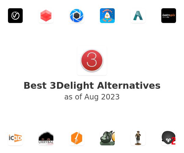 Best 3Delight Alternatives