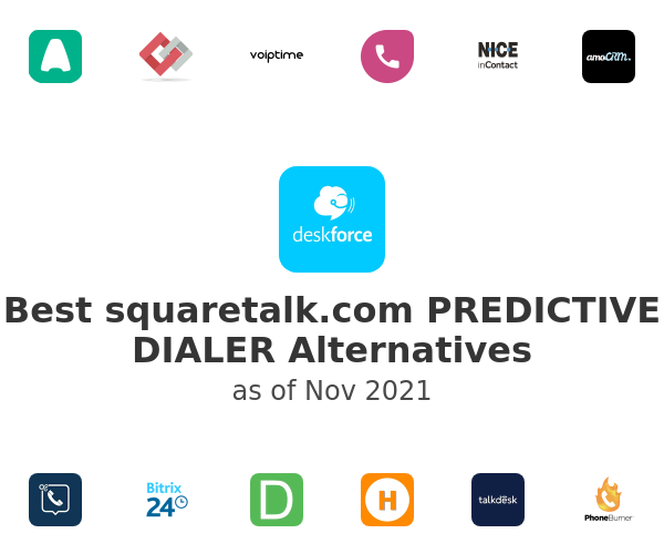 Best PREDICTIVE DIALER Alternatives