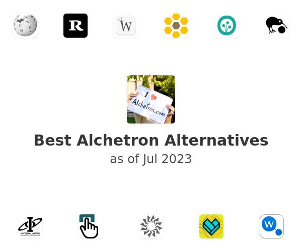 Best Alchetron Alternatives