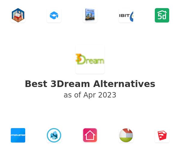 Best 3Dream Alternatives