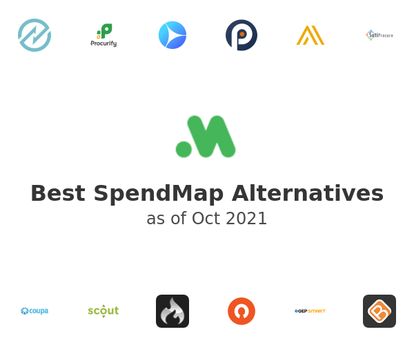 Best SpendMap Alternatives