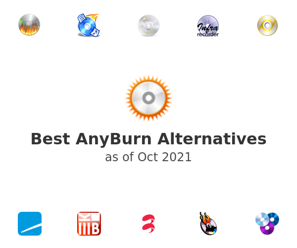 Best AnyBurn Alternatives