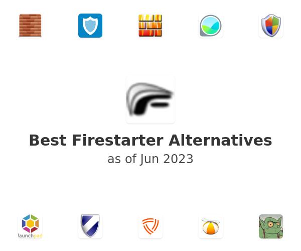 Best Firestarter Alternatives