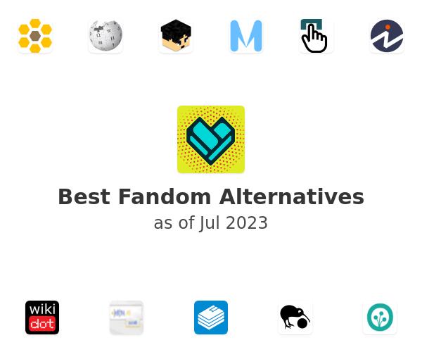 Best Fandom Alternatives