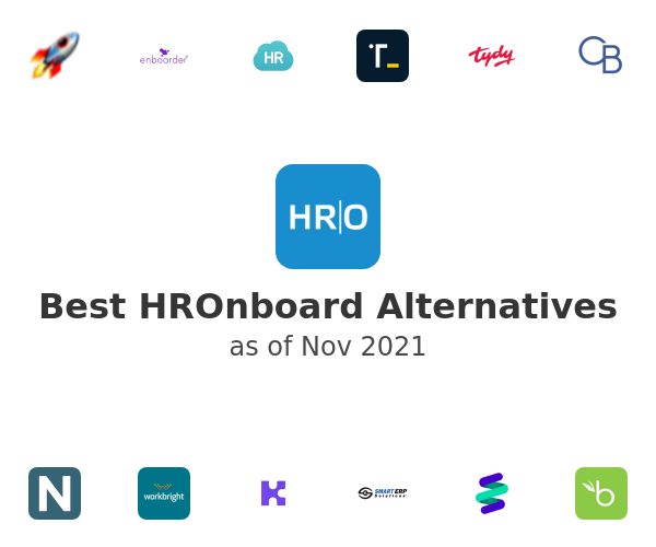 Best HROnboard Alternatives