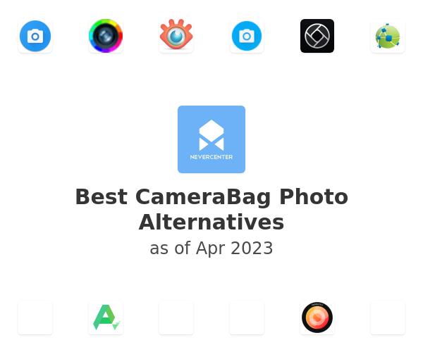 Best CameraBag Photo Alternatives