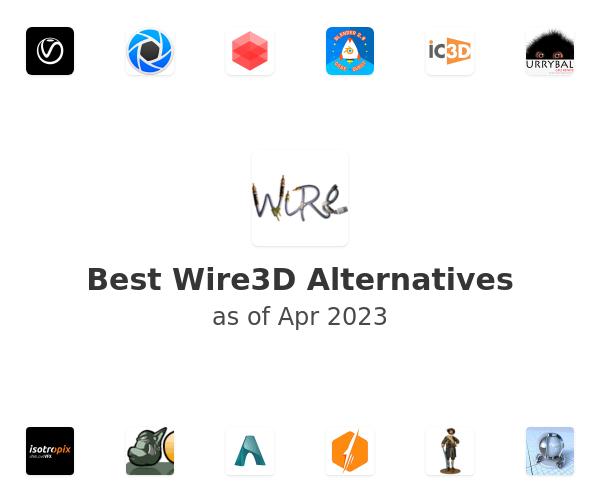 Best Wire3D Alternatives