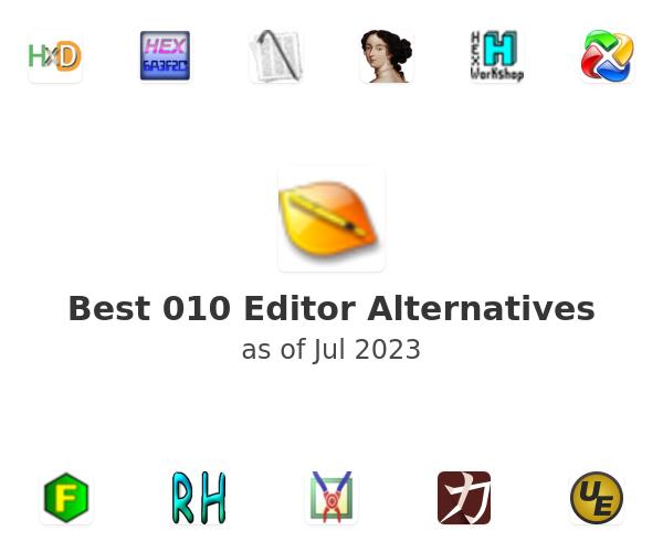 Best 010 Editor Alternatives