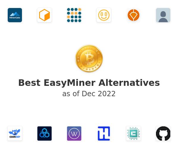 Best EasyMiner Alternatives
