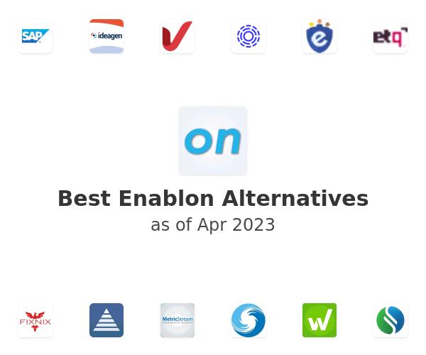 Best Enablon Alternatives