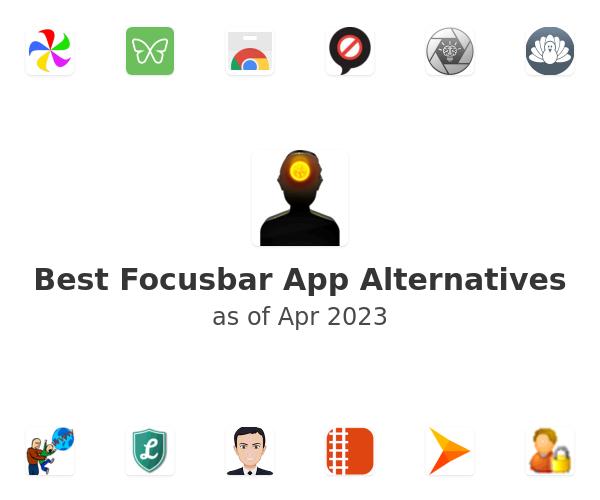 Best Focusbar Alternatives