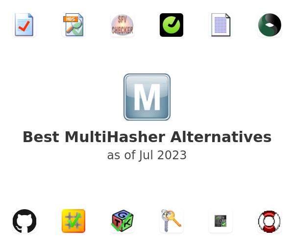 Best MultiHasher Alternatives