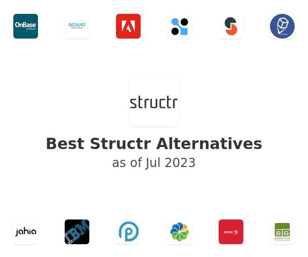 Best Structr Alternatives