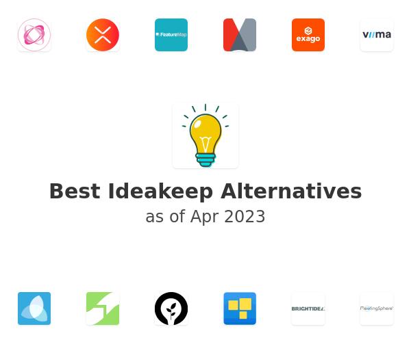 Best Ideakeep Alternatives