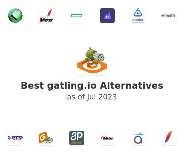 Best gatling.io Alternatives