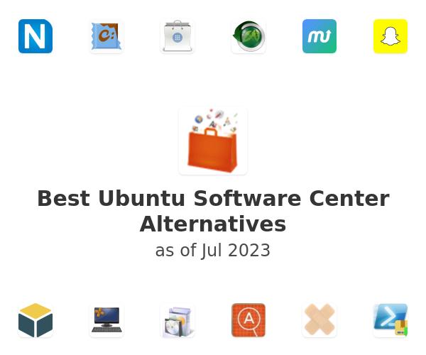 Best Ubuntu Software Center Alternatives