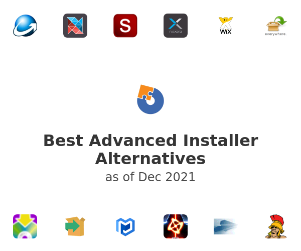 Best Advanced Installer Alternatives