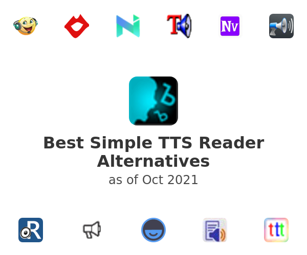 Best Simple TTS Reader Alternatives