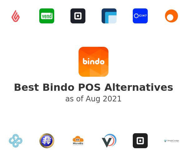 Best Bindo POS Alternatives