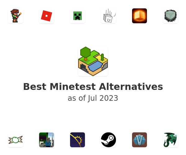 Best Minetest Alternatives