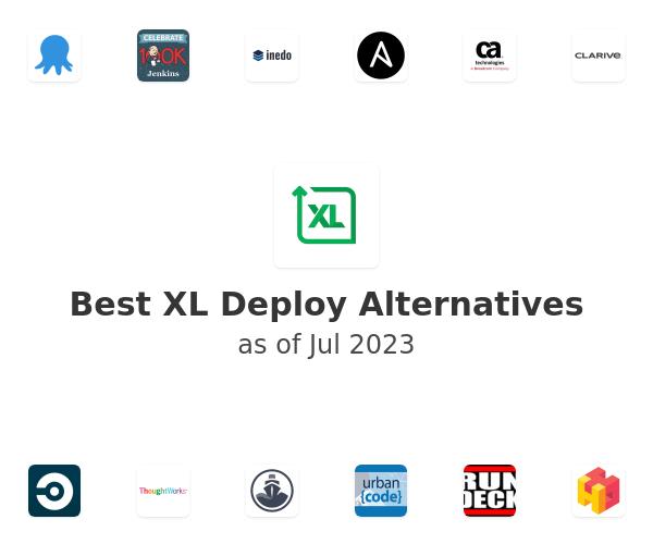 Best XL Deploy Alternatives