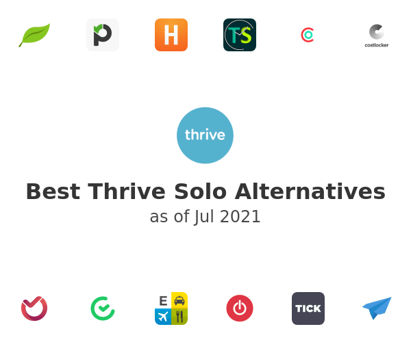 Best Thrive Solo Alternatives