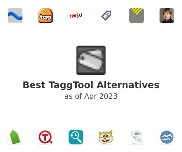 Best TaggTool Alternatives