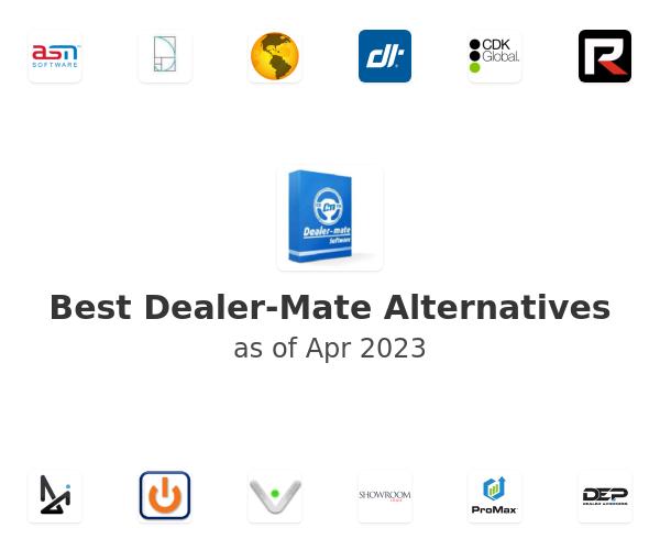 Best Dealer-Mate Alternatives